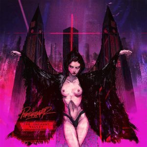 Perturbator- The Uncanny Valley