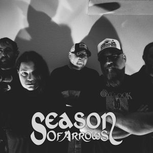 SONG PREMIERE: U.S. Stoner Rock/Doom Band Season of Arrows