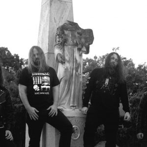 INTERVIEW + SONG PREMIERE :  Texas Death Dealers – CHURCH OF DISGUST
