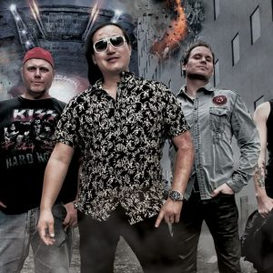 INTERVIEW+ ALBUM PREMIERE: Norwegian Heavy Metal Band Ghost Avenue