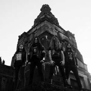 ALBUM PREMIERE + INTERVIEW: Italian Death Metal Band Ekpyrosis