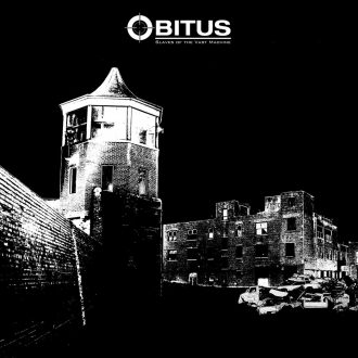 Album art for Obitus's Slaves of the Vast Machine.