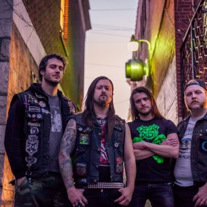 SONG PREMIERE: U.S. Thrash/Heavy Metal Band Death of Kings