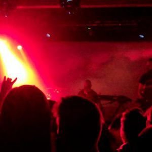 LIVE RECAP: Carpenter Brut, Dance with the Dead at the Union Nightclub
