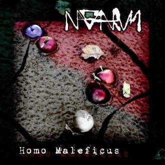 Album art of Homo Maleficus by Nagaarum.