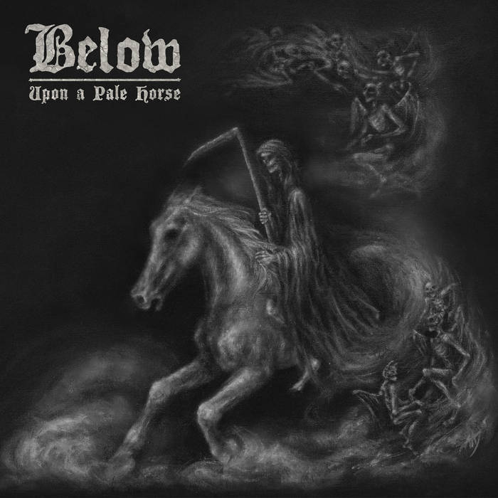 Below- Upon a Pale Horse
