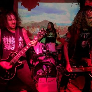 LIVE RECAP: Necrot, Undergang at the Tower Bar