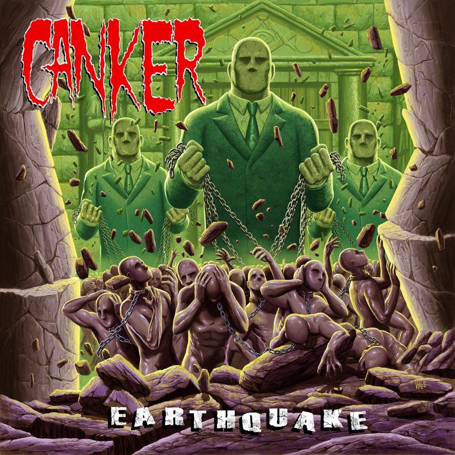Canker- Earthquake