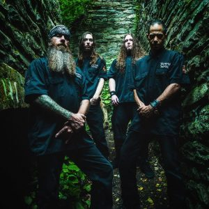 SONG PREMIERE: U.S. Black Metal Band Thonian Horde