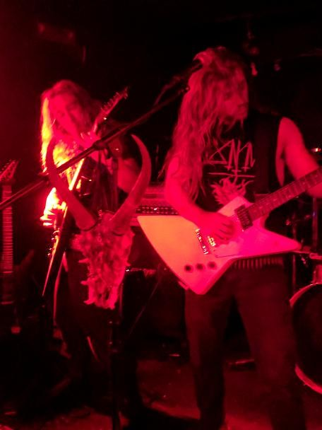 Oceanside's Xantam, playing live at the Bancroft Bar.
