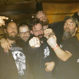 INTERVIEW: Canadian Grindcore legends Mesrine