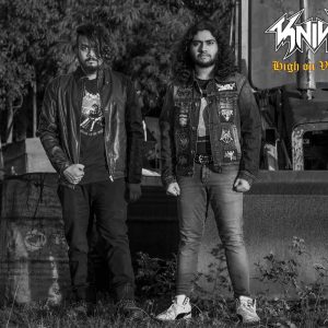 EP PREMIERE + INTERVIEW: Indian Heavy Metal band Knight