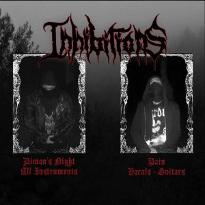 SONG PREMIERE: Greek Black Metal Band Inhibitions
