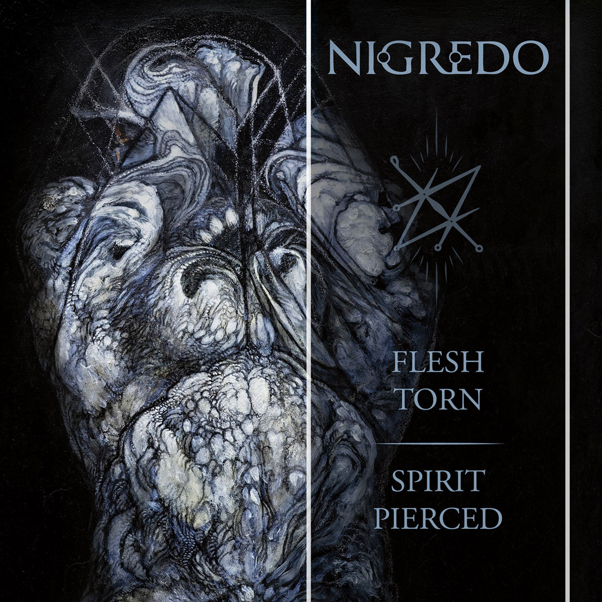 Nigredo (Greece) - 'Flesh Torn - Spirit Pierced' Limited Edition Digipak CD