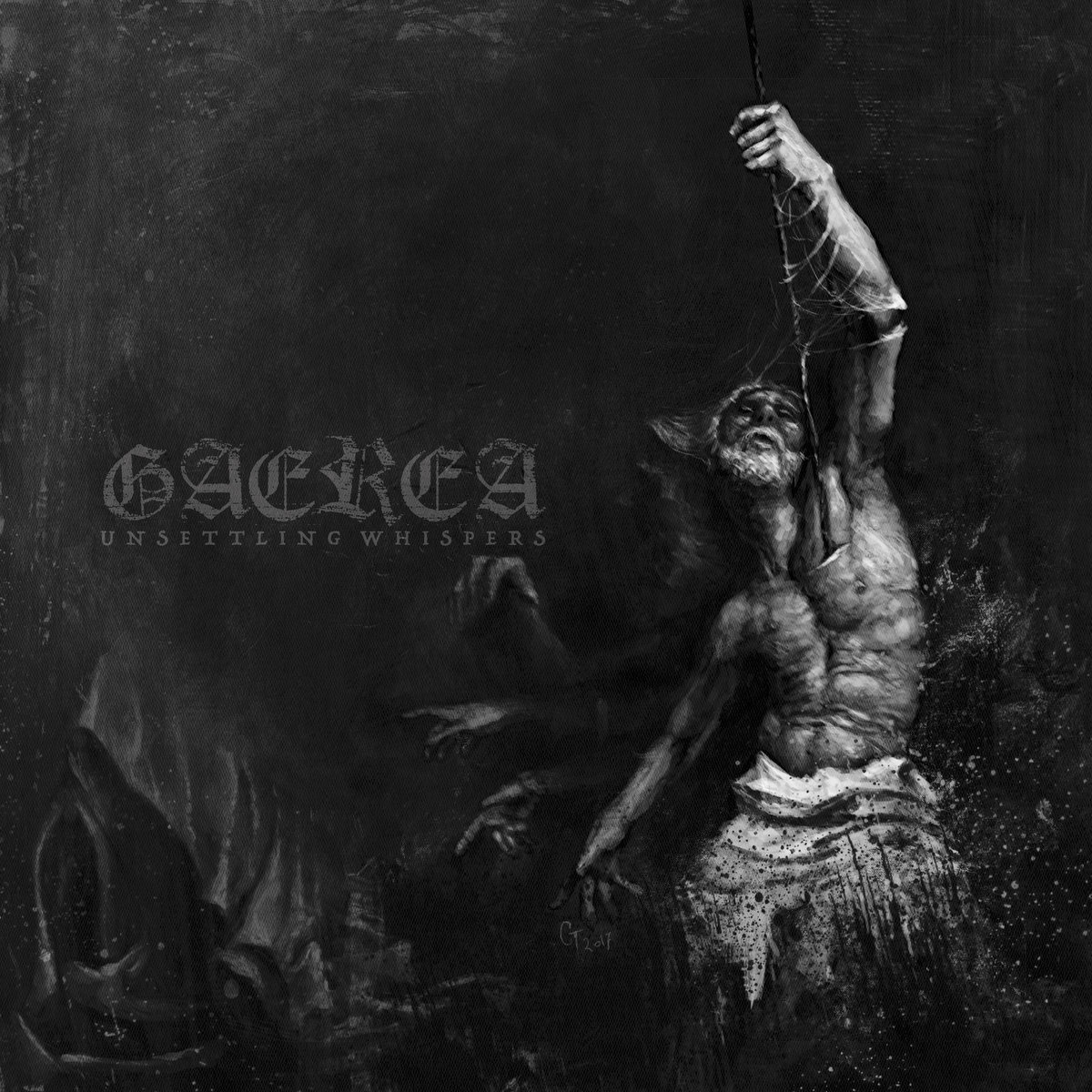Gaerea - 'Unsettling Whispers' 8-Panel Digipak CD with 20-Page Booklet