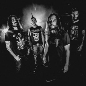 Argentinian grindcore/crust band MEDIUM sign to Transcending Obscurity Records