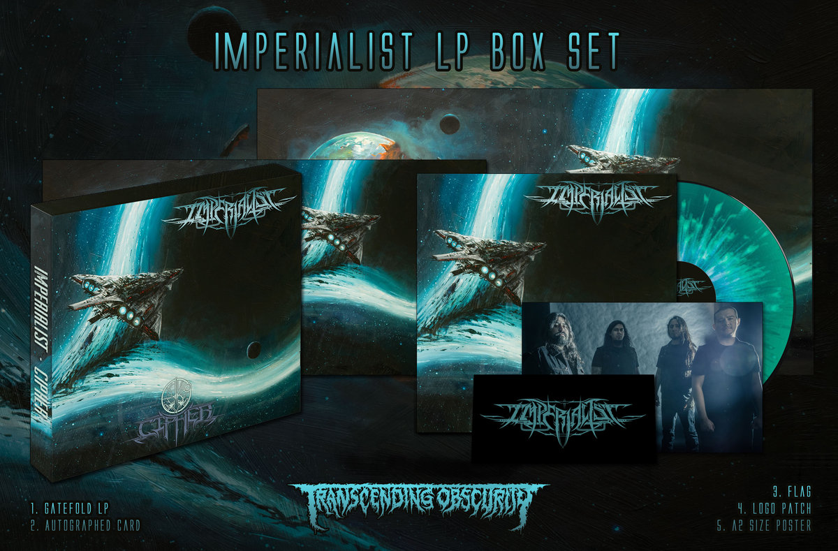 IMPERIALIST LP Box Set (Limited to 30 only)