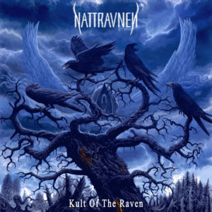 Dark death metal band NATTRAVNEN with WOMBBATH, HEADS FOR THE DEAD, ex-DEATH members announce new release