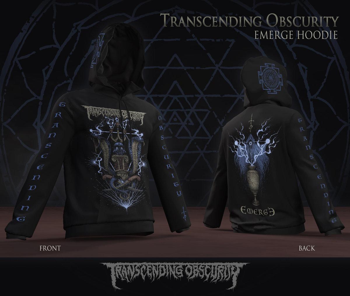Transcending Obscurity 2019 Label Sampler Hoodie