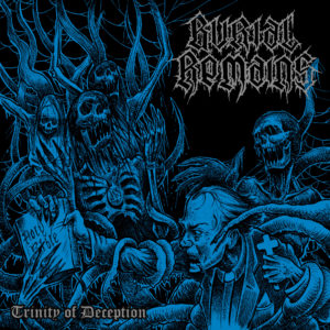 Dutch death metal band BURIAL REMAINS with FLESHCRAWL vocalist join Transcending Obscurity Records