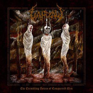 Australian black/death metal band Vahrzaw unveil artwork for new album on Transcending Obscurity