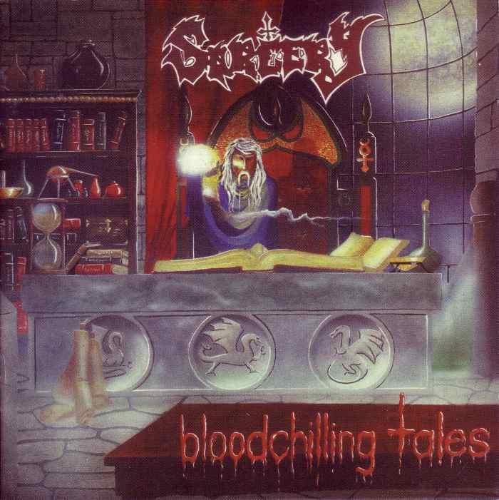 SORCERY - Bloodchilling Tales CD