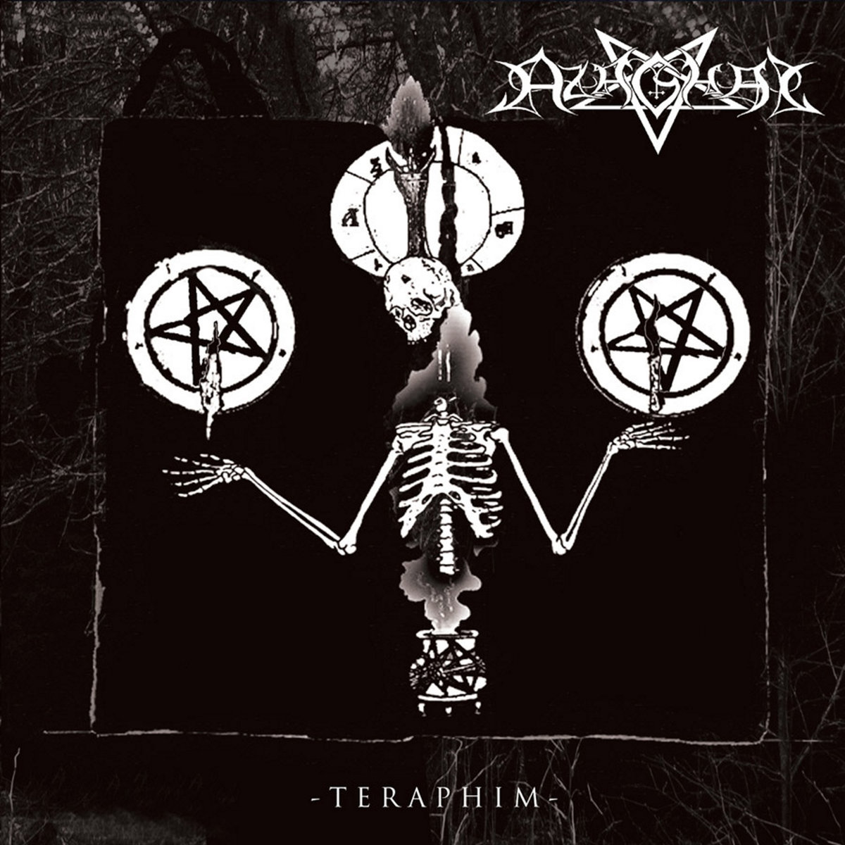 AZAGHAL - Teraphim CD
