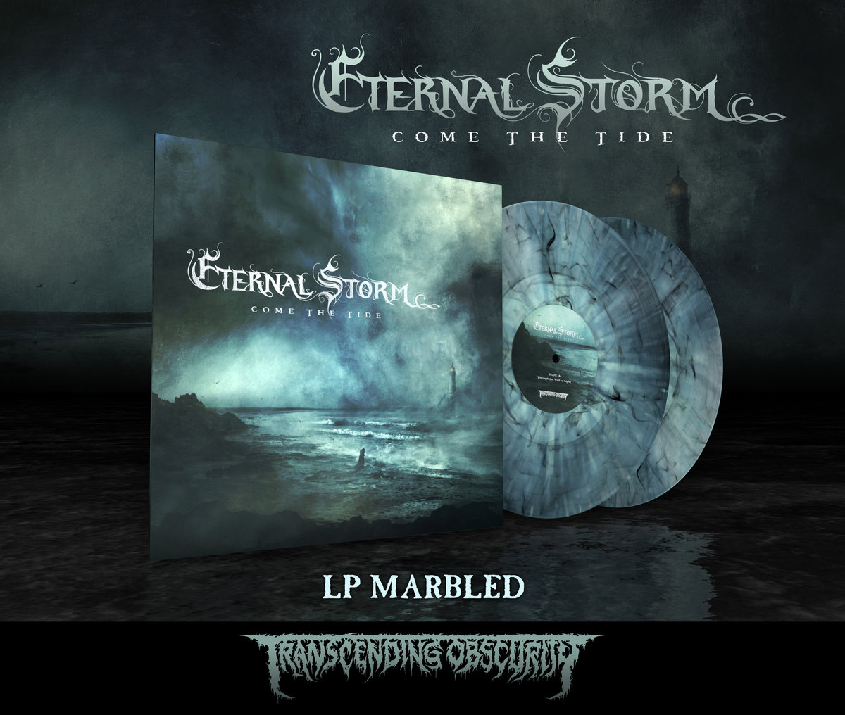 ETERNAL STORM - Come The Tide (Death Metal) Marbled Double LP (Limited to 75)