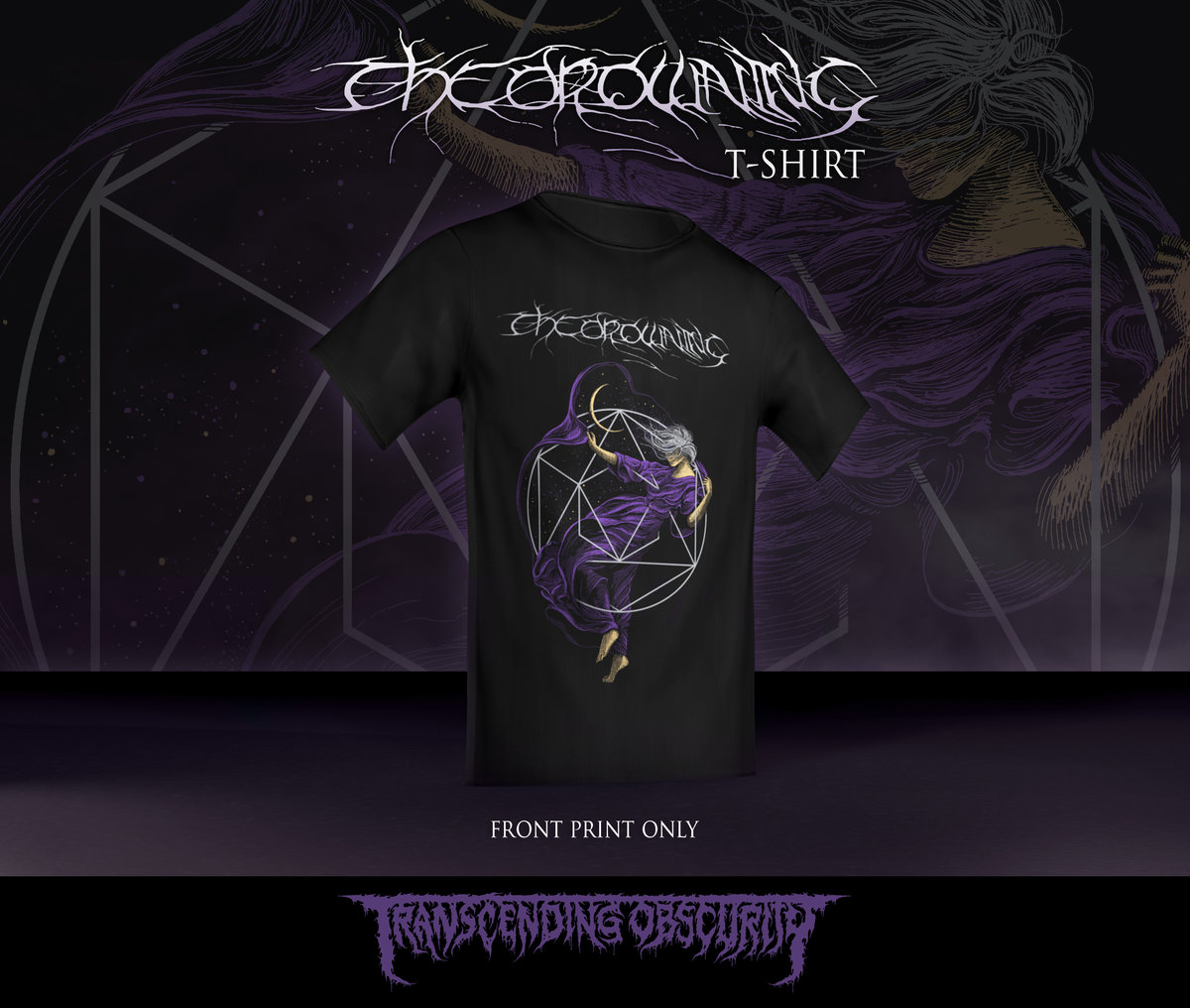 THE DROWNING Official T-shirt (Limited to 30)