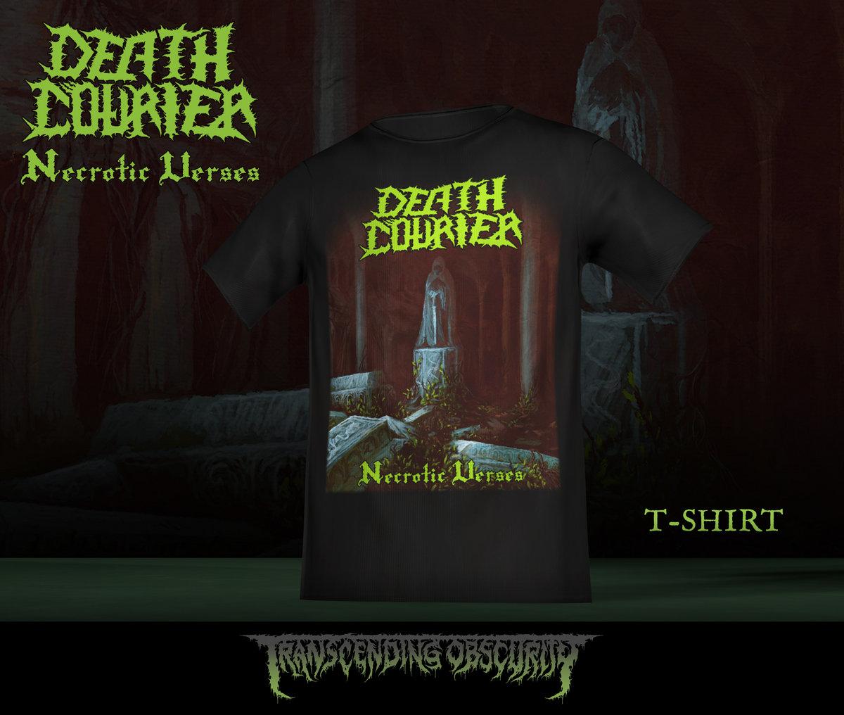 DEATH COURIER Album Artwork T-shirt (Limited to 30 nos.)