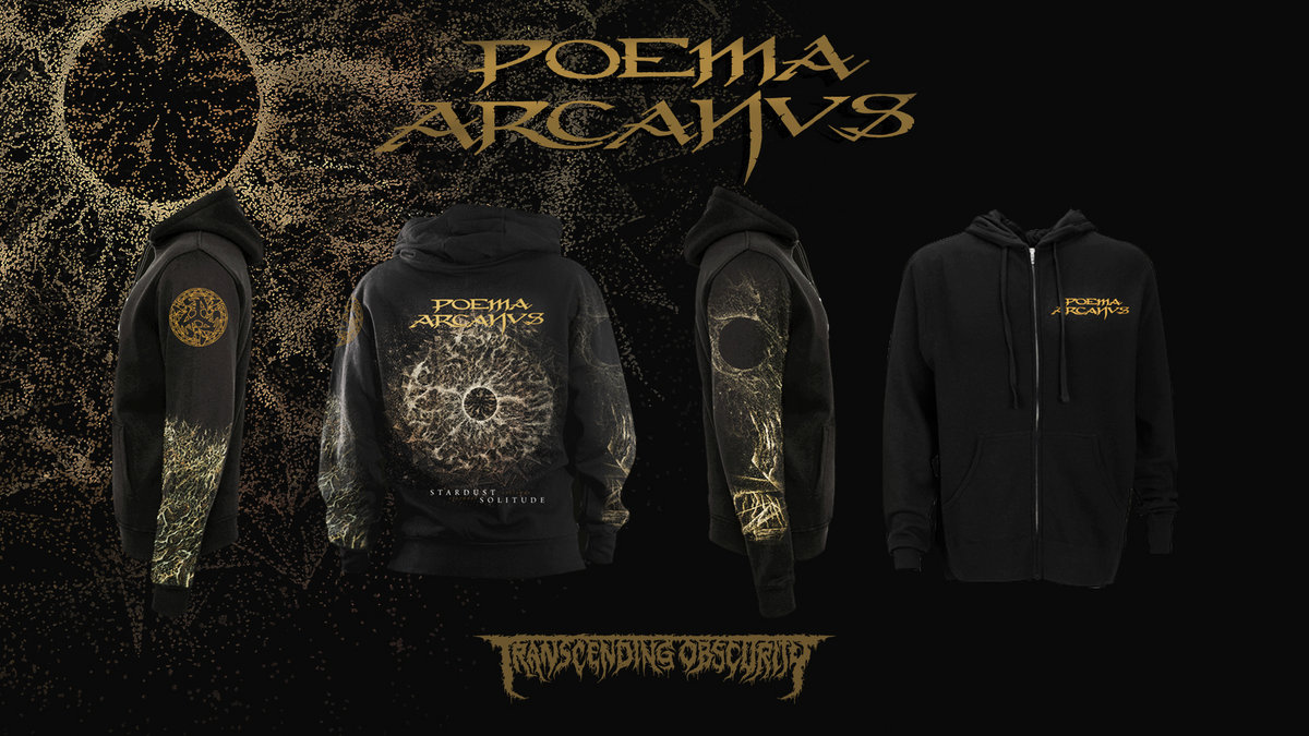 POEMA ARCANVS - Zipped Hoodie (Limited to 30)