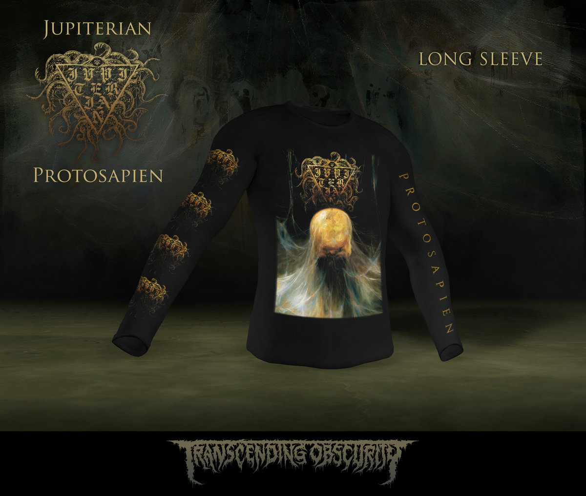 JUPITERIAN - Protosapien Long Sleeve T-shirts (Limited to 50)