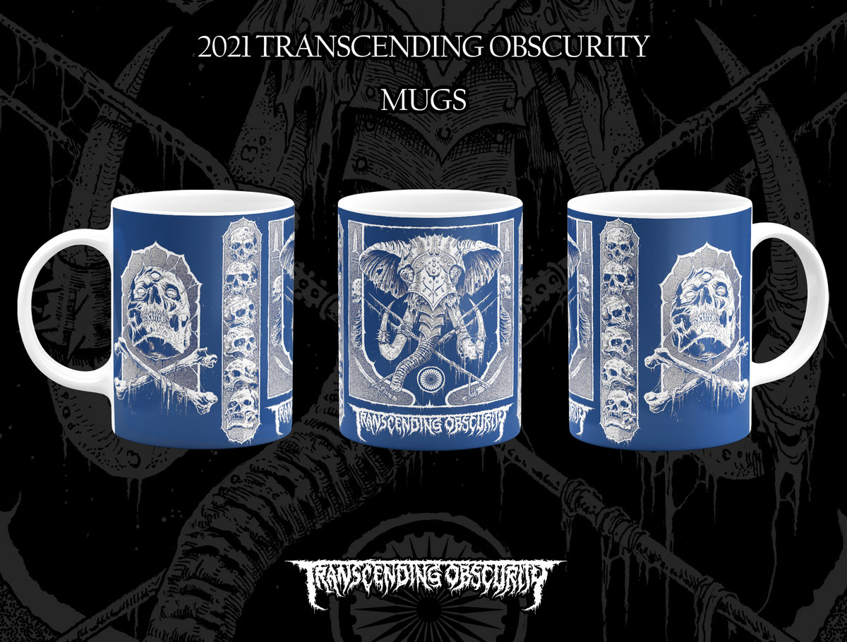 2021 Transcending Obscurity Label Sampler Coffee Mug